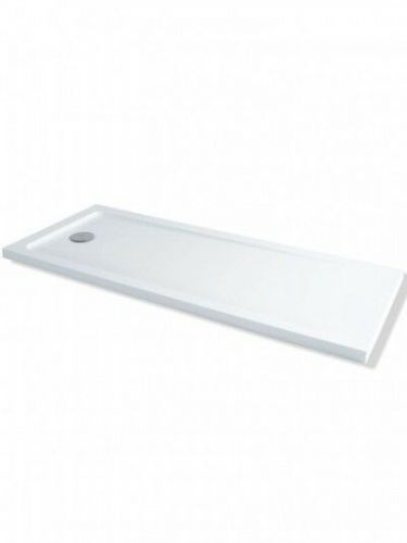 MX DUCASTONE LOW PROFILE 1700X700 SHOWER TRAY INCLUDING WASTE